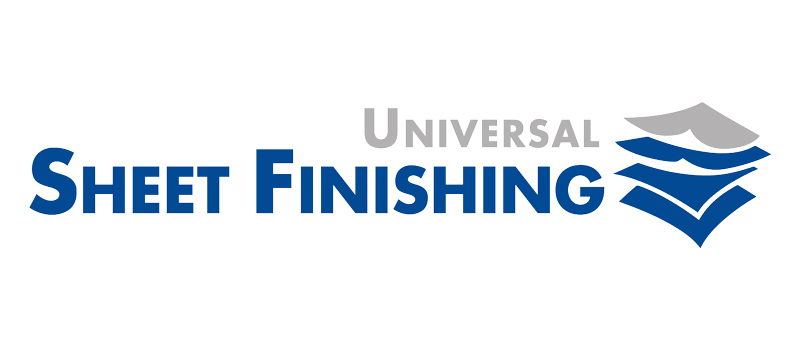 universal sheet finishing - logo